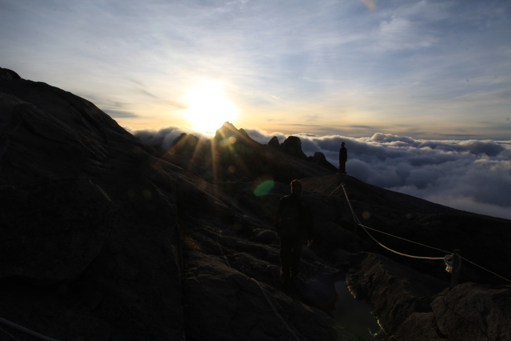 馬來西亞 神山 東南亞最高峰 10