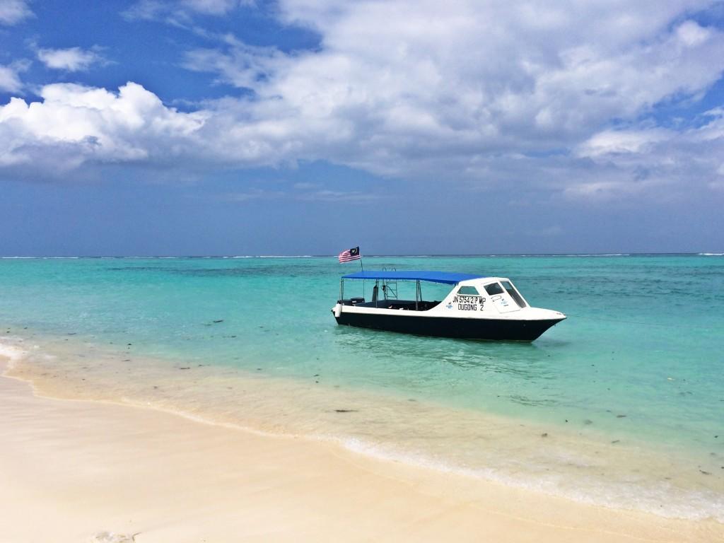 [馬來西亞] 美人魚島 Mantanani Island