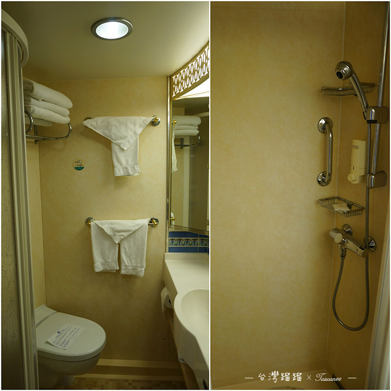 海洋航行者號-浴室