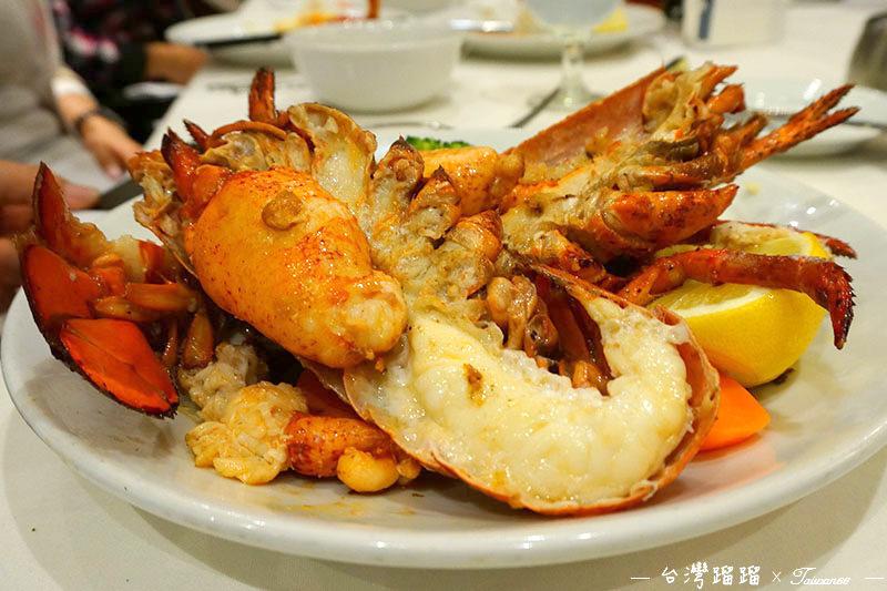 龍蝦套餐2