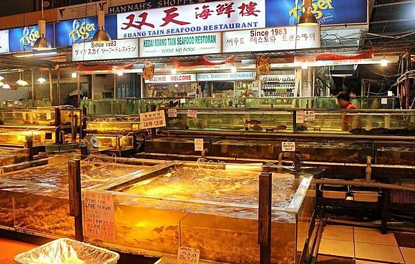 華興海鮮樓-沙巴大排檔懶人出遊必吃海鮮料理